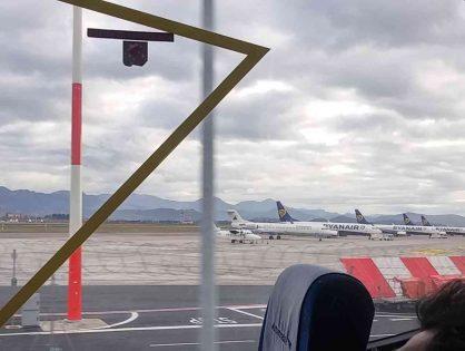 """Ryanair, Wizz Air і """"незручні"""" аеропорти"""